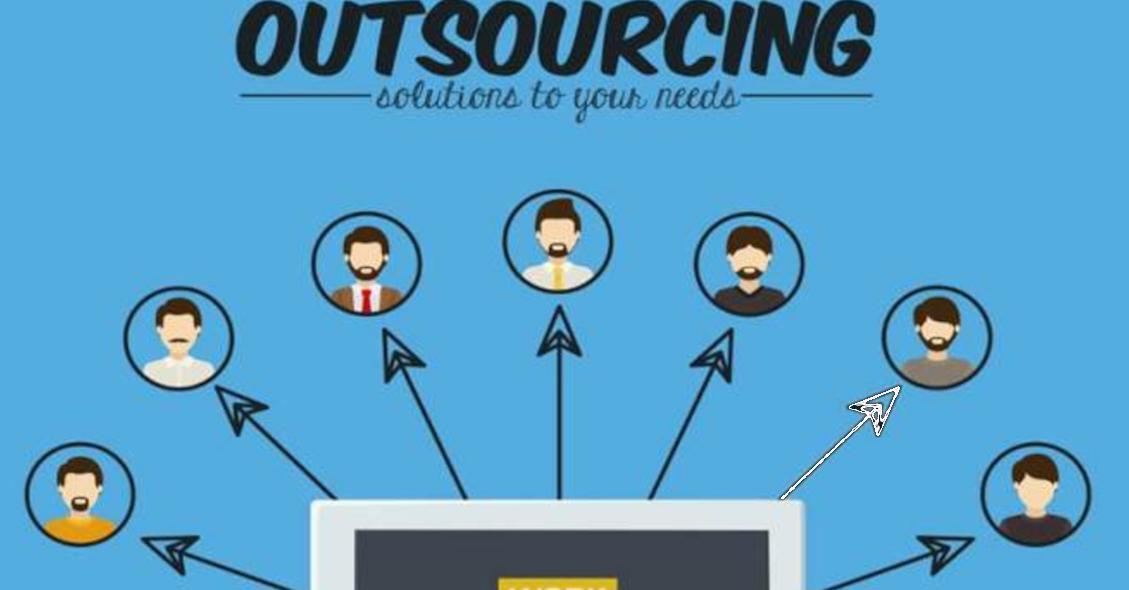 Outsorcing druku